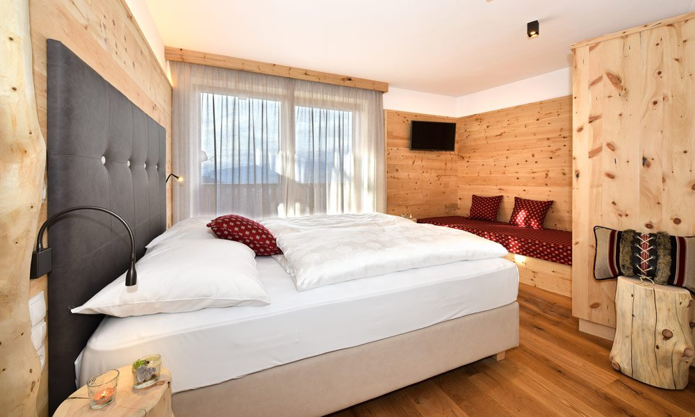 Your cottage in South Tyrol on the Plose for comfortable nights