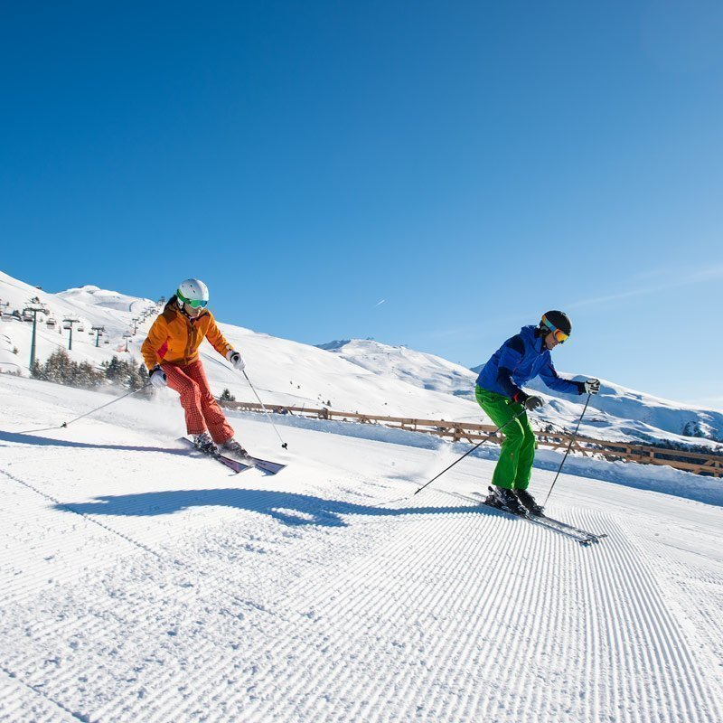 The Plose ski resort - varied skiing fun without limit